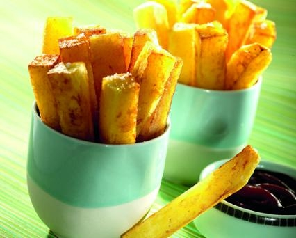 Real Crispy Chips